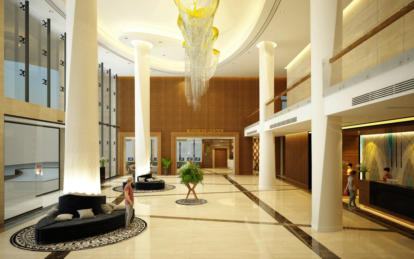 THANH UY HAI PHONG HOTEL